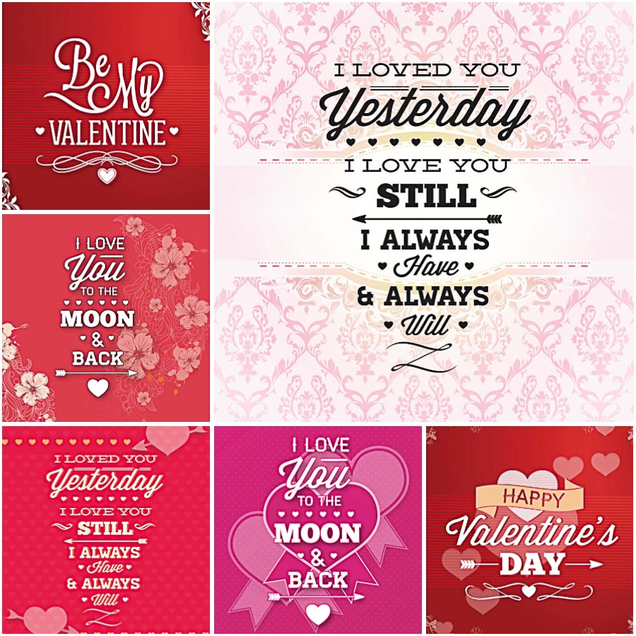 Valentine S Day Postcards Valentine Gift – Valentines Day Post Cards