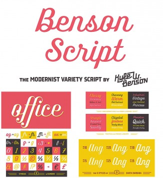 Benson script collection