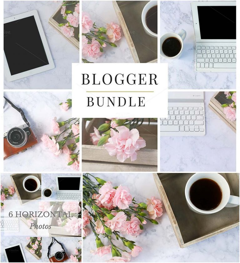 Blogger photo bundle