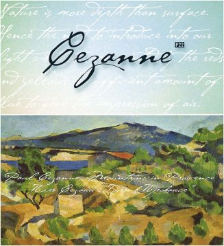 Cezanne pro font