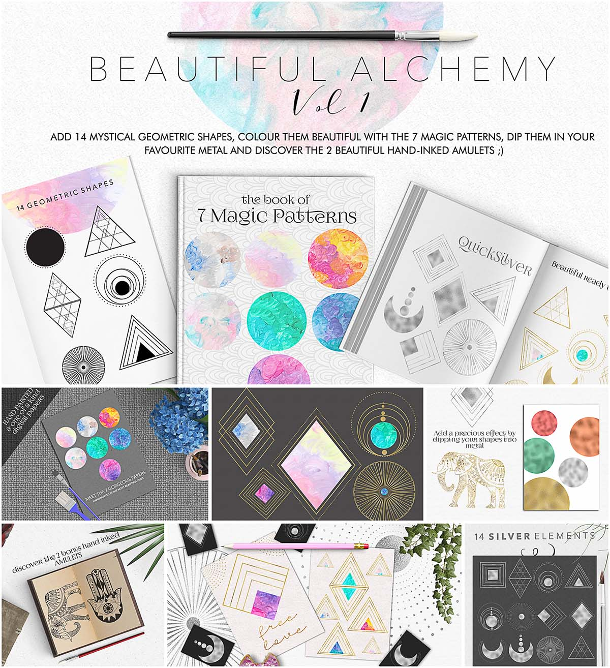Beautiful Alchemy Vol.1