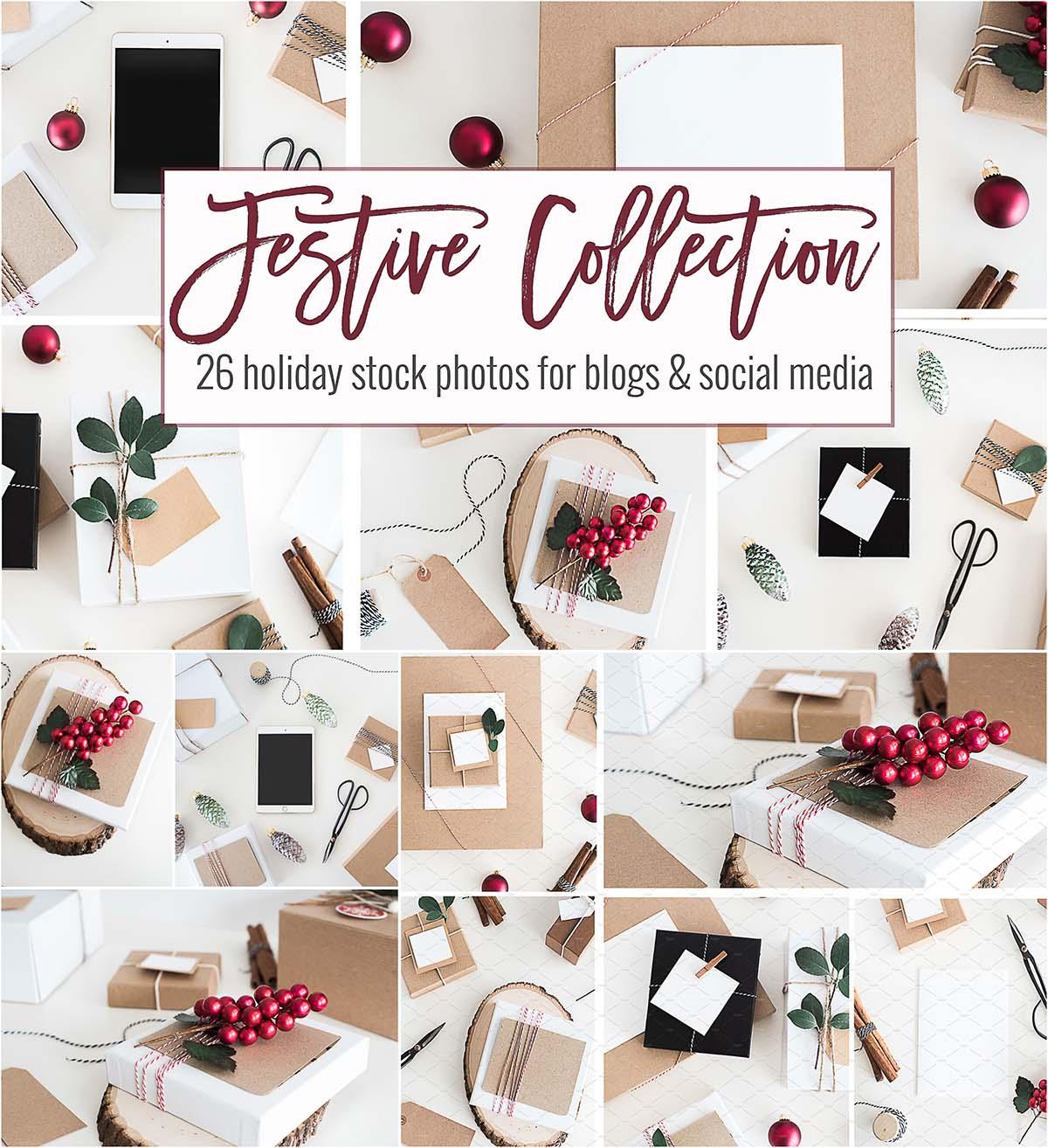60 Festive Christmas photos
