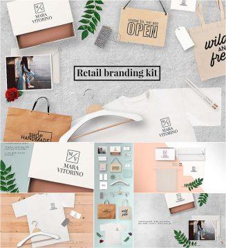 Retail branding kit