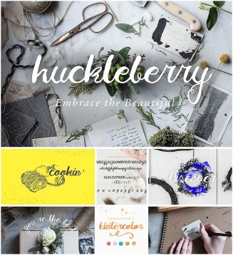 The charming Huckleberry script