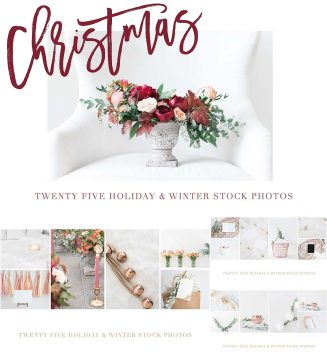 Christmas minimal free stock photos