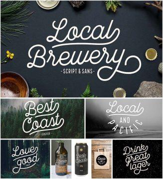 Local Brewery script