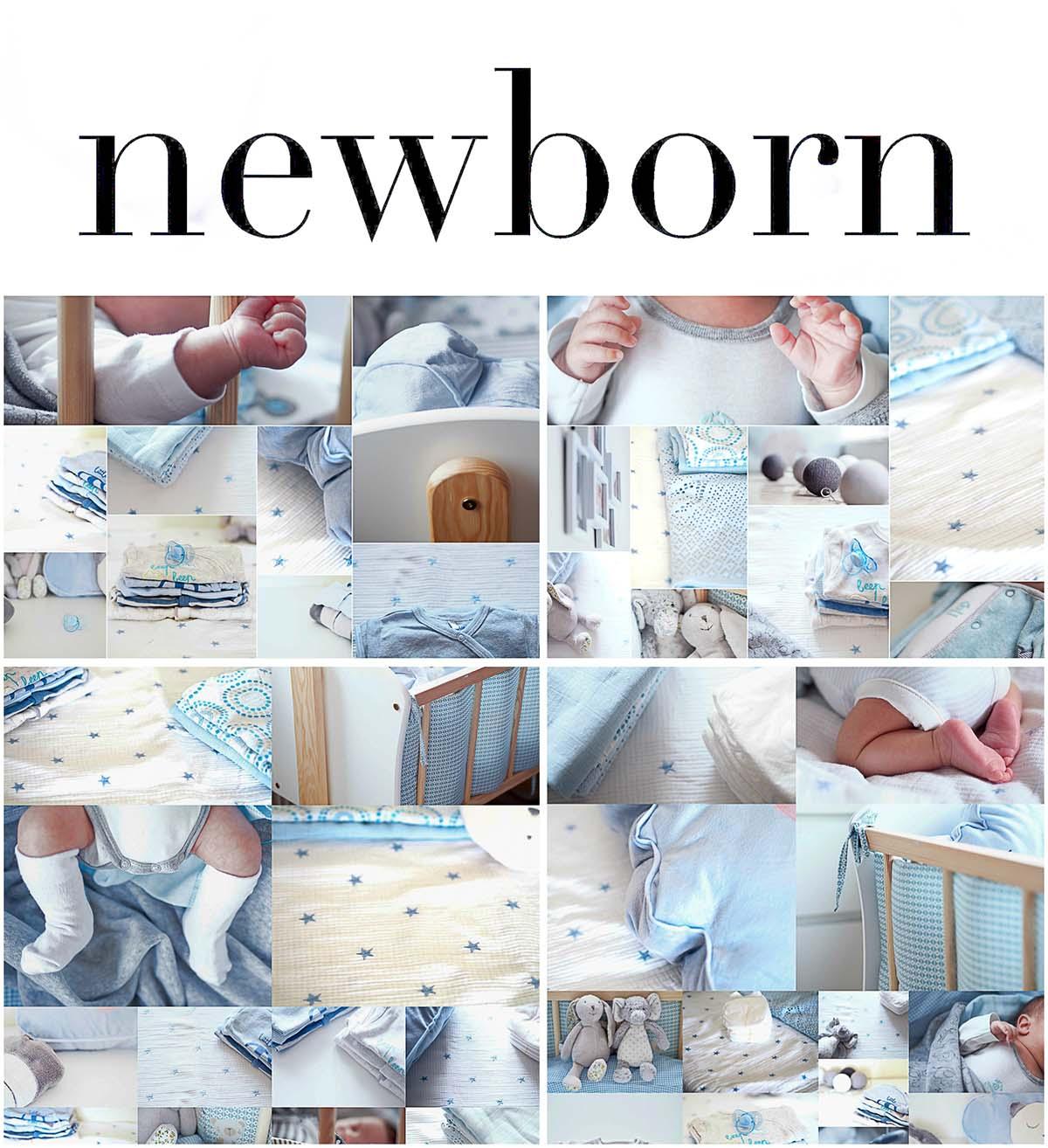 Baby stock photo set
