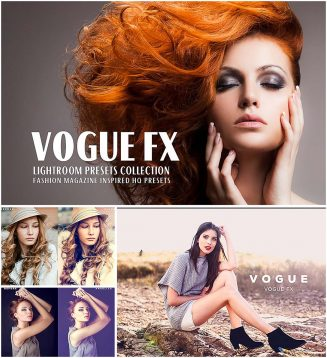 Vogue fx lightroom presets collection