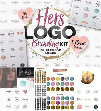 Hers logo branding