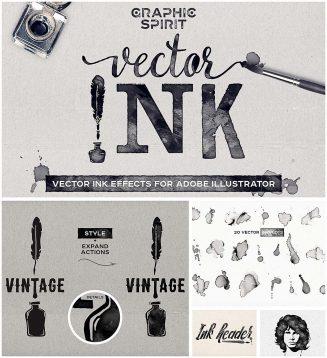 Inkbox photoshop styles