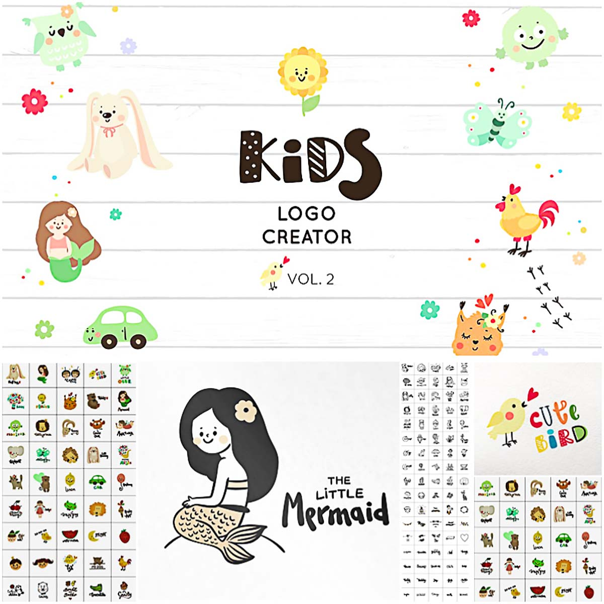 Kids Logo creator