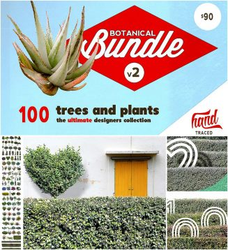 Trees and plants bundle