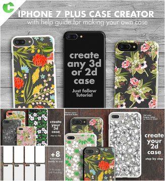 Iphone 7 case creator