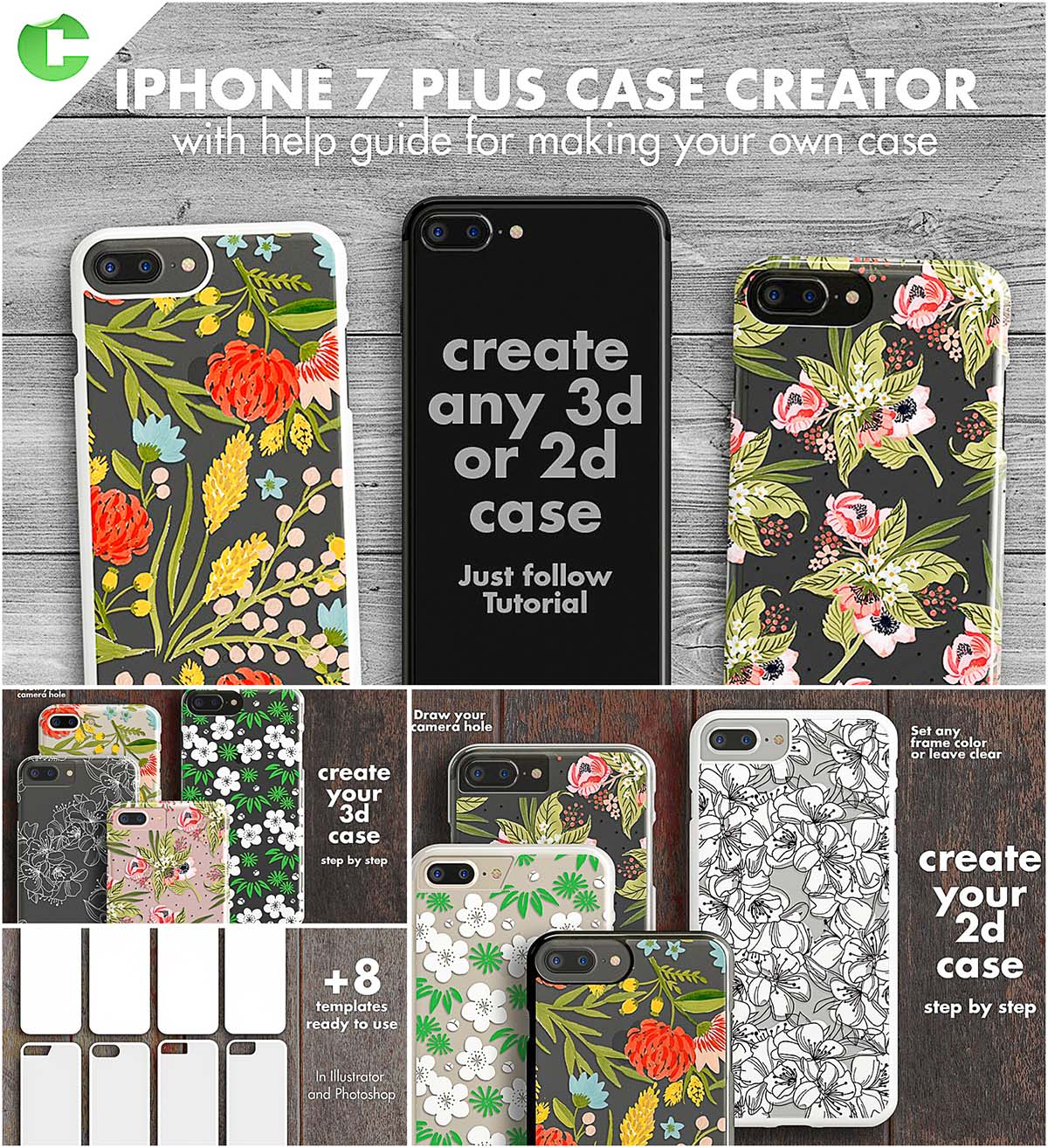 Iphone 7 case creator