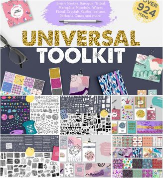 Universal toolkit 924 elements