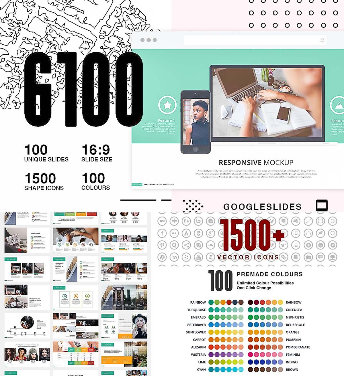 Google g100 slides presentation