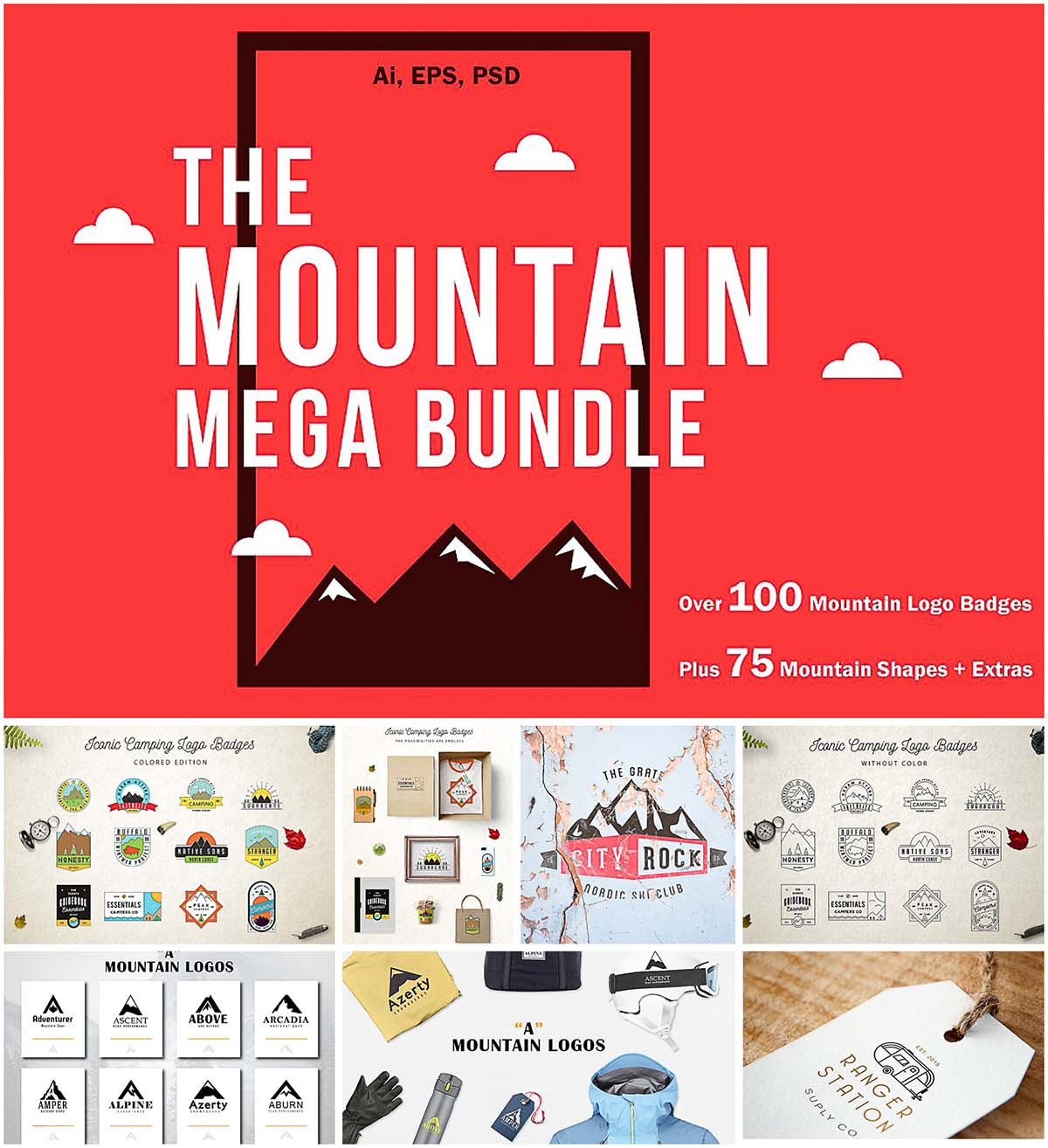 the mountain mega bundle