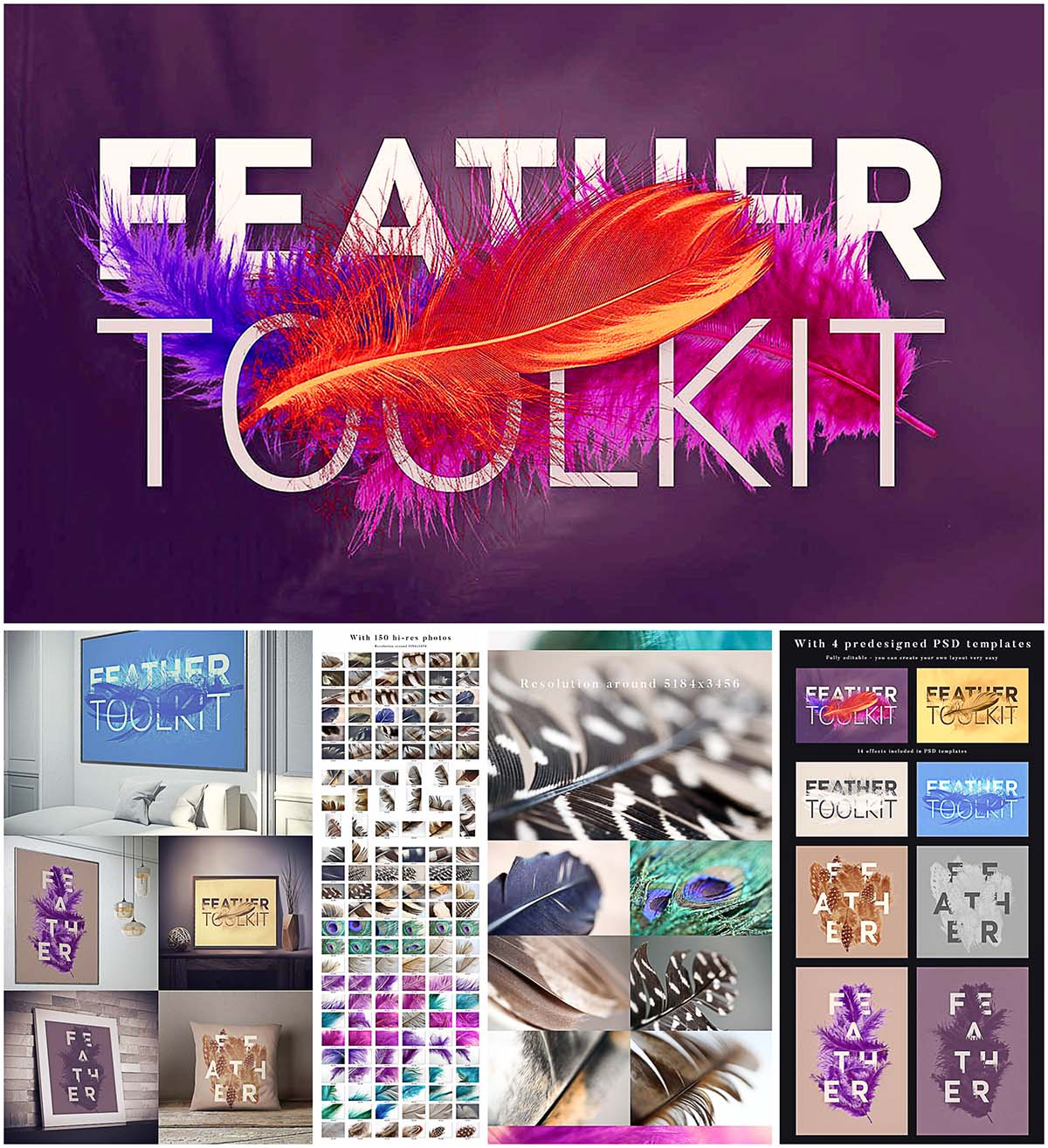Feather graphics toolkit
