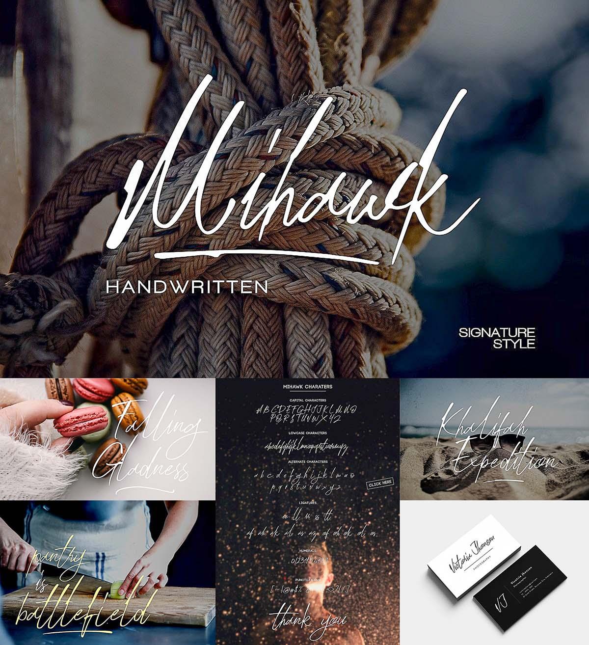 Mihawk script