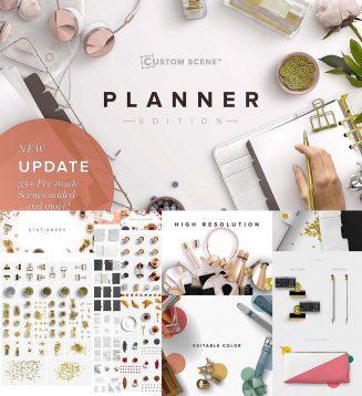 Planner edition scene creator