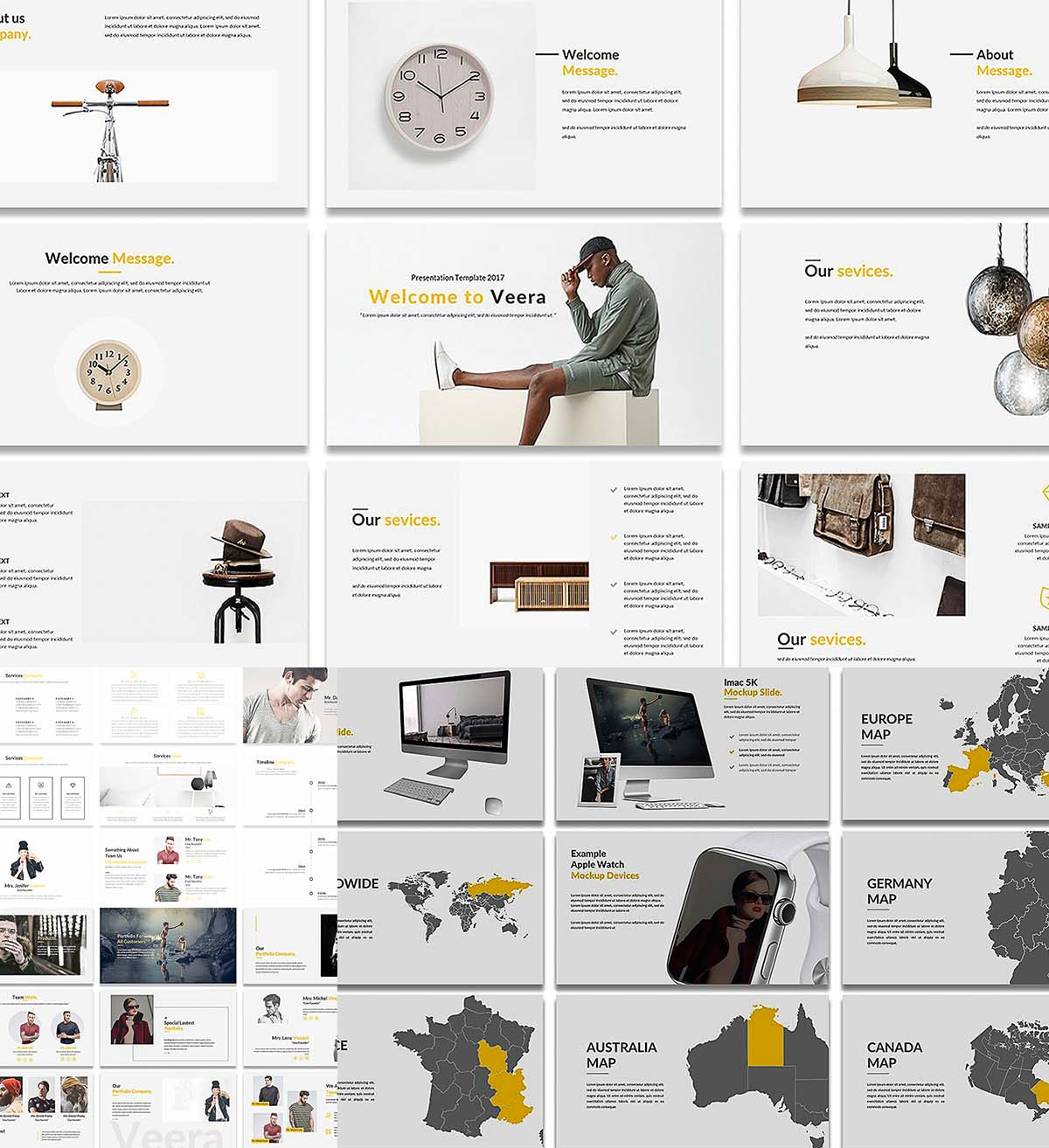 Veera PowerPoint presentation