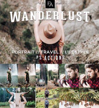 Wanderlust action