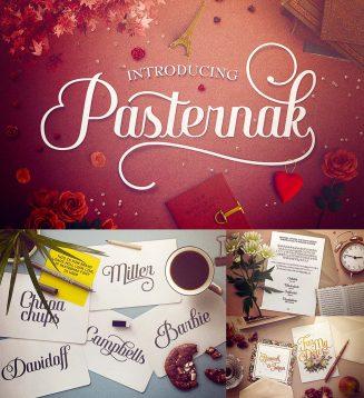 Pasternak romantic script