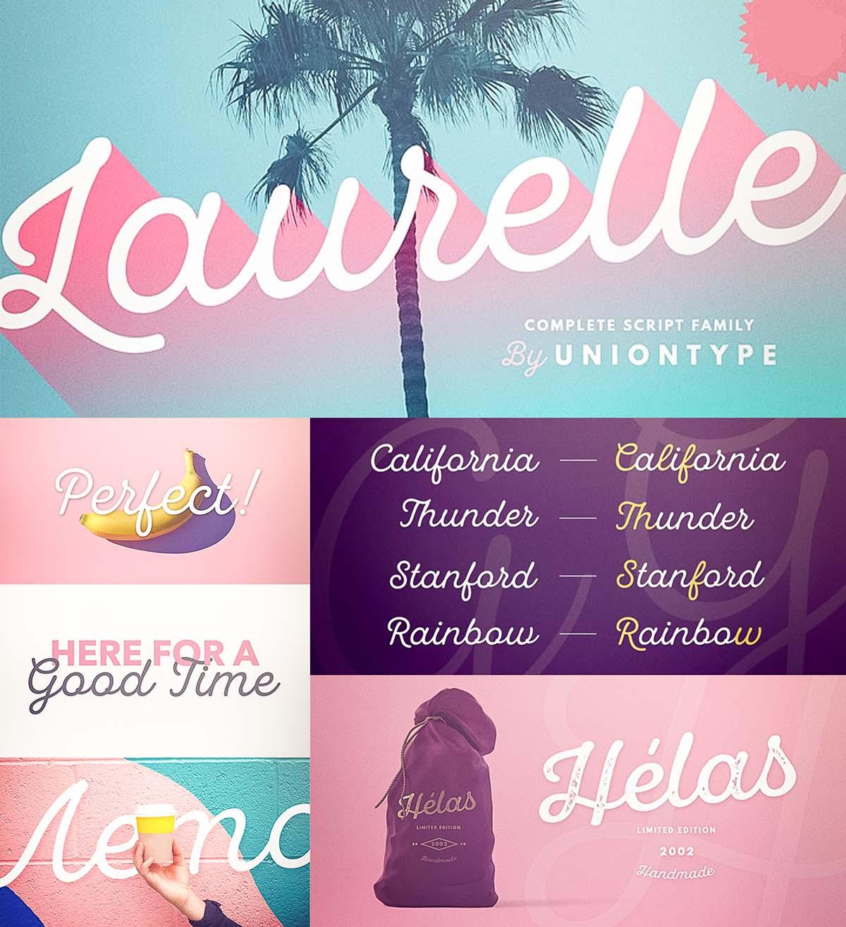 Laurelle font | Free download