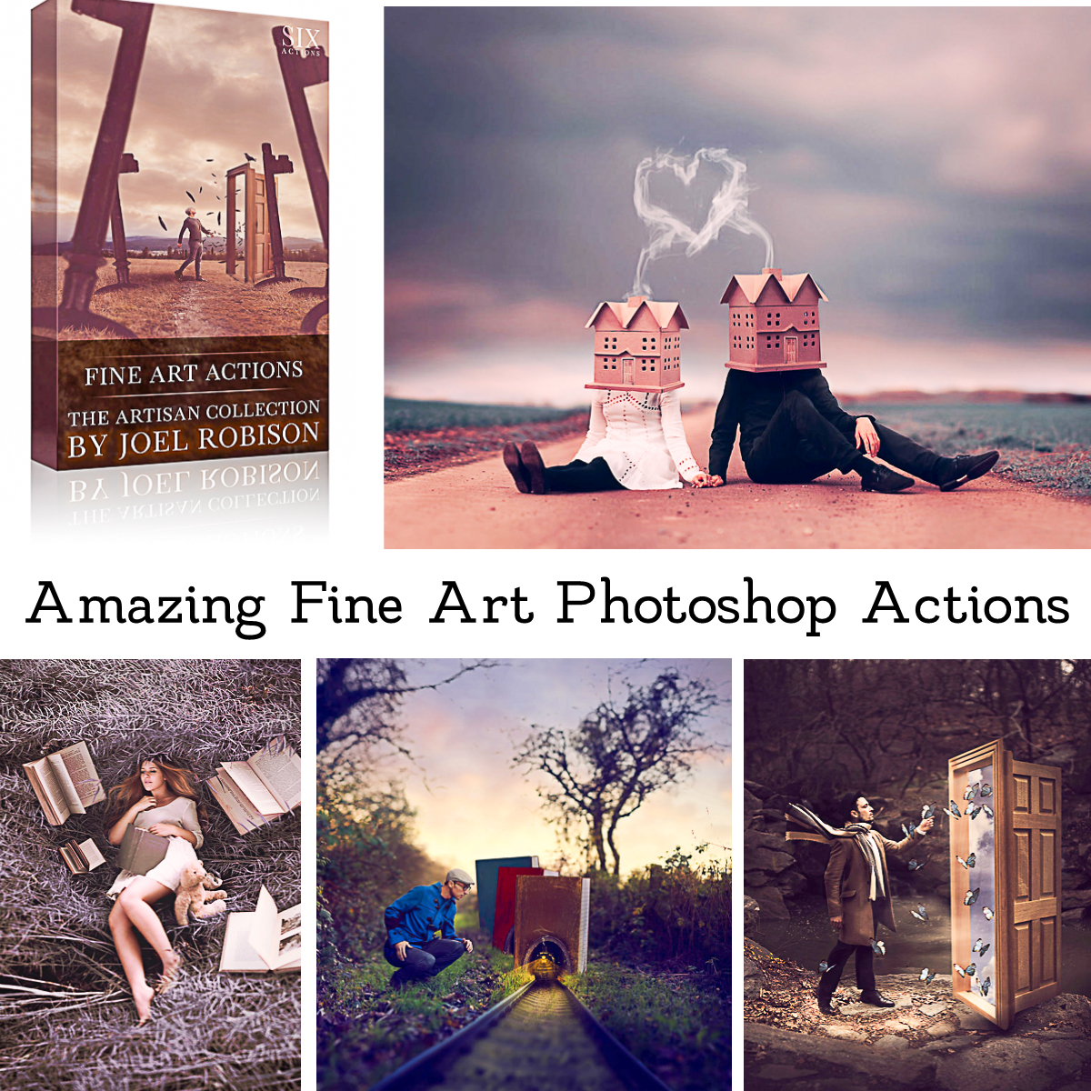 Fine Art Actions Artisan Collection