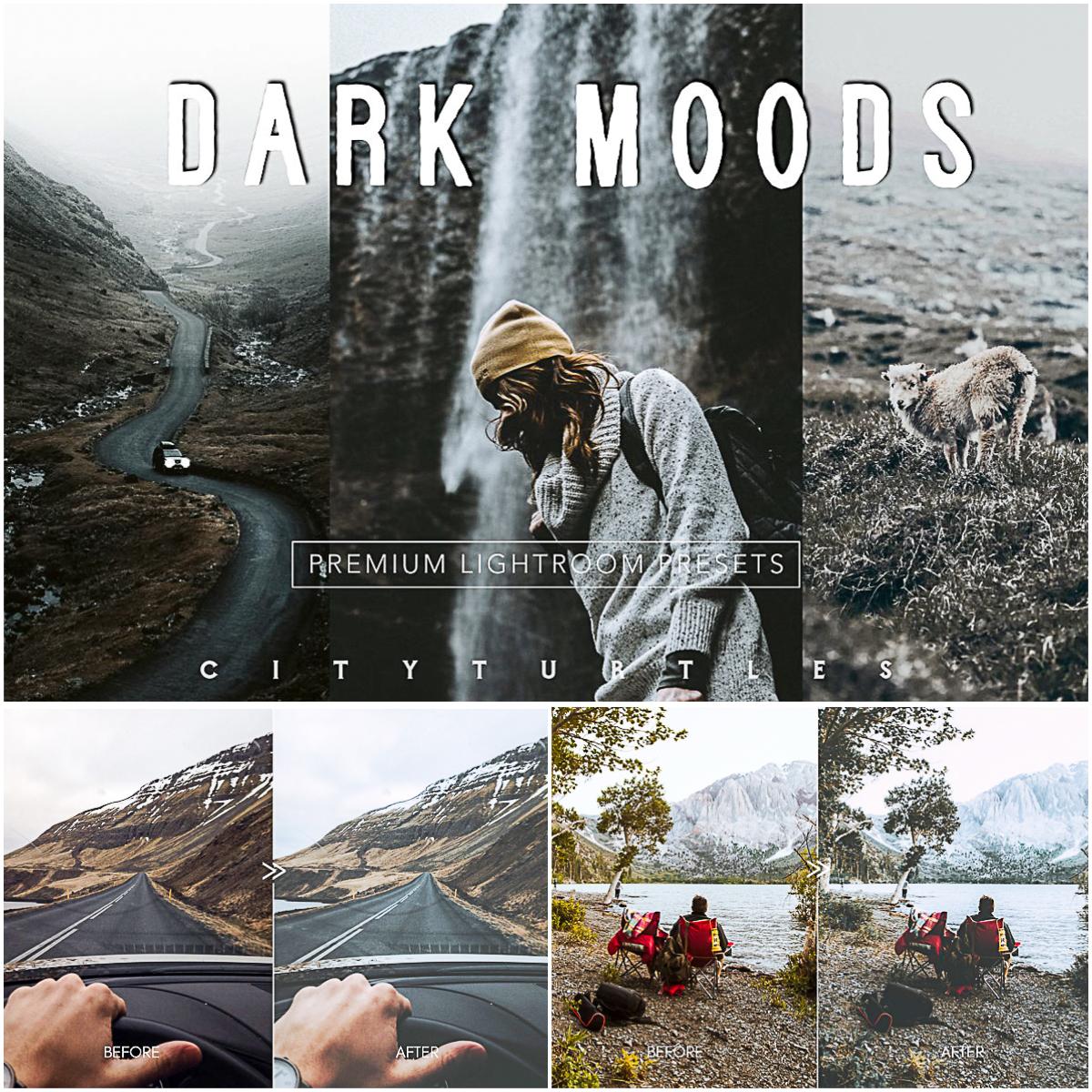Moody Matte VSCO Film Cinema Presets | Free download